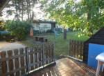 Garten- und Terrassenansicht
