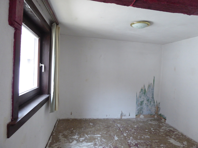 Weiteres Zimmer im Obergeschoss